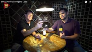 Buteco98 visita a Cervejaria Loba