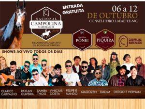 Nacional do Cavalo Campolina